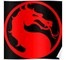 Mortal Kombat - Red Dragon Poster