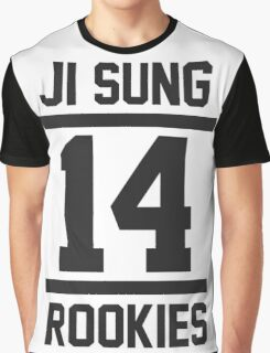 JISUNG 14 ROOKIES Graphic T-Shirt