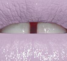Lavender Lipstick Sticker