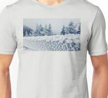 fence frost Unisex T-Shirt