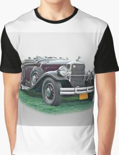 1930 Pierce Arrow B Roadster Graphic T-Shirt