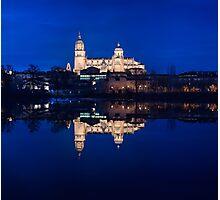 Catedral de Salamanca. Photographic Print