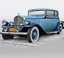 1932 Pierce Arrow 54 Club Brougham by DaveKoontz