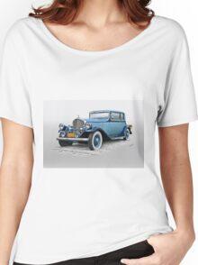 1932 Pierce Arrow 54 Club Brougham Women's Relaxed Fit T-Shirt