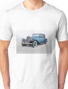 1932 Pierce Arrow 54 Club Brougham Unisex T-Shirt