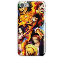 one piece case iPhone Case/Skin