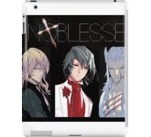 Noblesse iPad Case/Skin