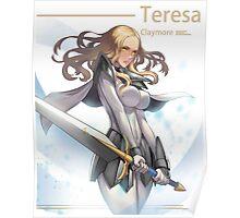 Teresa - Claymore Poster