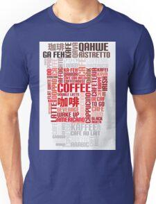 Coffee to go! Unisex T-Shirt