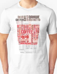 Coffee to go! T-Shirt