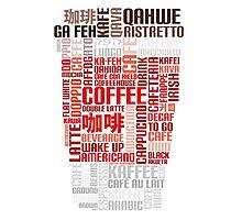 Coffee to go! Photographic Print