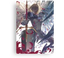 Anime Clare - Claymore Canvas Print