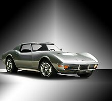 1971 Corvette Stingray 427 ZR1 by DaveKoontz