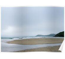 Pentewan Beach,Cornwall,UK Poster