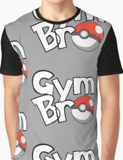 Gym Bro Graphic T-Shirt