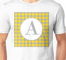 A Checkered Unisex T-Shirt