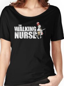 The Walking Nurse Women's Relaxed Fit T-Shirt