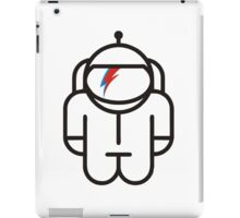 David Bowie Astronout iPad Case/Skin