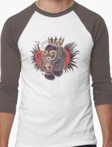 Conor Mcgregors Gorilla Tattoo Men's Baseball ¾ T-Shirt