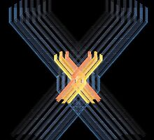 X marks the spot by callumdesign