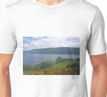 Nessie Heading West!  Unisex T-Shirt