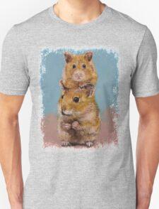 Hamsters Unisex T-Shirt