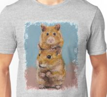 Hamsters Unisex T-Shirt