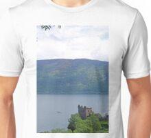 Nessie at Glen Urquhart Castle! Unisex T-Shirt