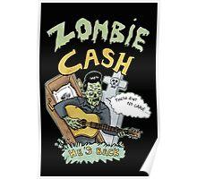 Zombie Cash Poster