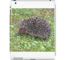 Duck-Billed Haggis (Immature)! iPad Case/Skin