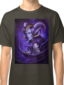 Gold and Violet Classic T-Shirt