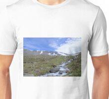 Duck-Billed Haggis, Cairn Lochan Unisex T-Shirt