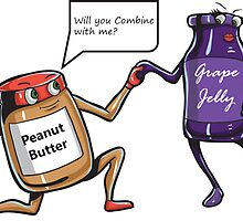 Peanut Butter and Jelly Marriage Proposal  by jaffrywardjr