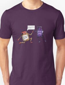 Peanut Butter and Jelly Marriage Proposal  T-Shirt