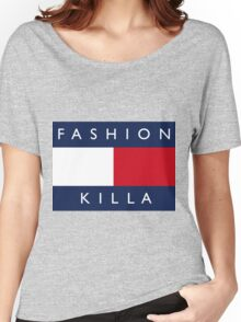 FASHION KILLA Women's Relaxed Fit T-Shirt