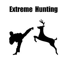 Extreme Hunting Photographic Print