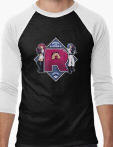 Prepare For Trouble Men's Baseball ¾ T-Shirt