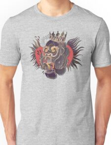 Conor Mcgregor Gorilla Tattoo (maroon) Unisex T-Shirt