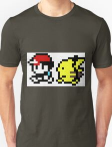 pokemon yellow 8 bit Unisex T-Shirt