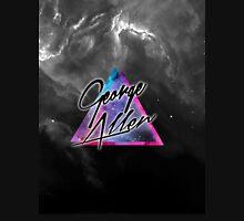 George Allen cosmic artwork Mens V-Neck T-Shirt
