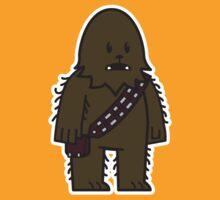 Mitesized Wookie by Nemons