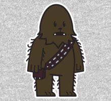 Mitesized Wookie Kids Tee