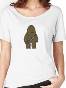 Mitesized Wookie Women's Relaxed Fit T-Shirt