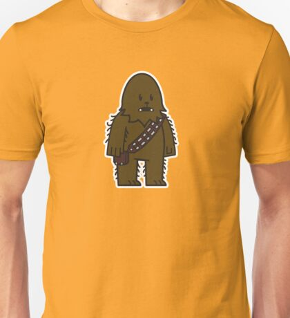 Mitesized Wookie Unisex T-Shirt