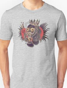 Conor Mcgregor Gorilla Tattoo (grey) Unisex T-Shirt
