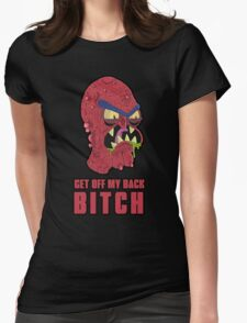 Scary Terry Womens Fitted T-Shirt