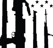 Guns Sticker