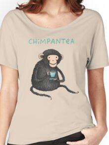 Chimpantea Women's Relaxed Fit T-Shirt
