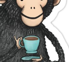 Chimpantea Sticker