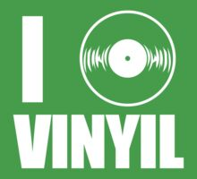 Love Vinyl by Gandring